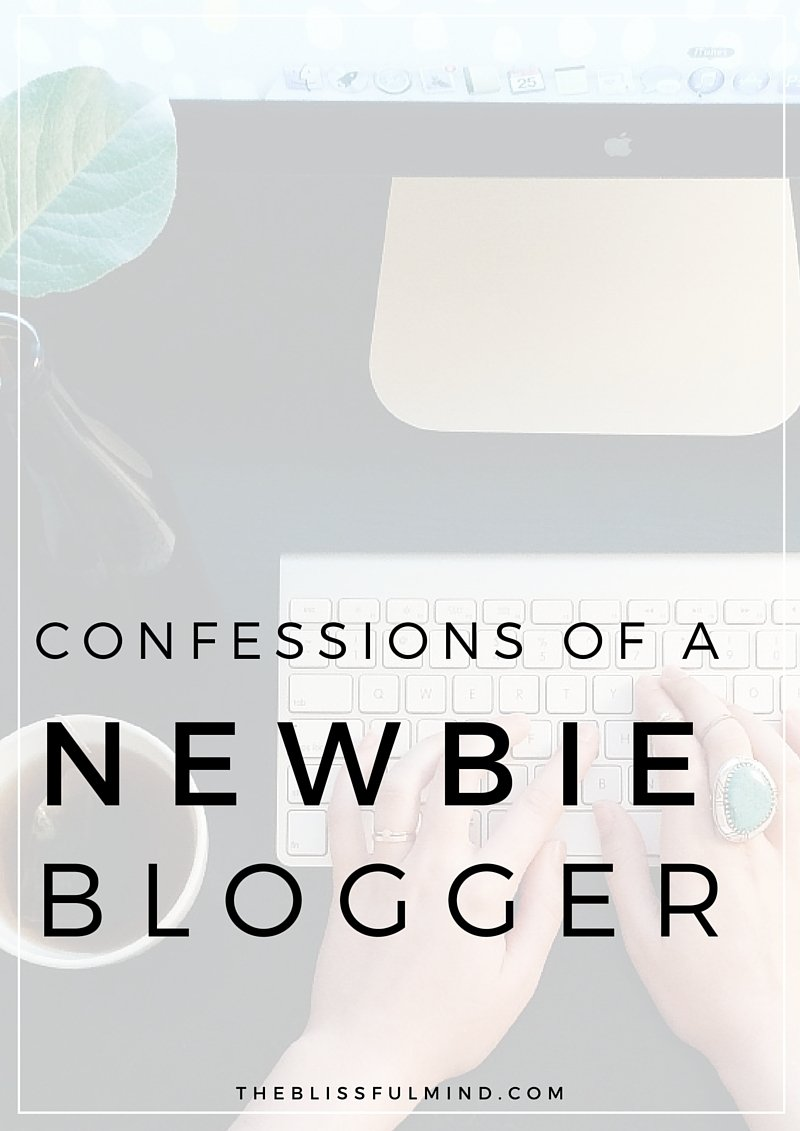 5 things I've learned as a new blogger, what new bloggers can expect, and why it's okay to break some of the rules! Can you relate?