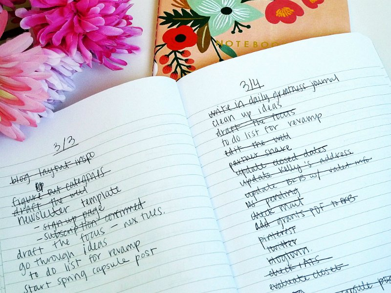 Don't make things complicated! Here are 3 simple and intuitive methods to help you stay on top of your to-do list!
