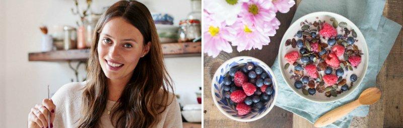 5 Inspiring Healthy Food Bloggers - Deliciously Ella