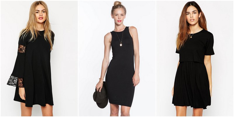 Capsule Wardrobe Basics: Black Dress