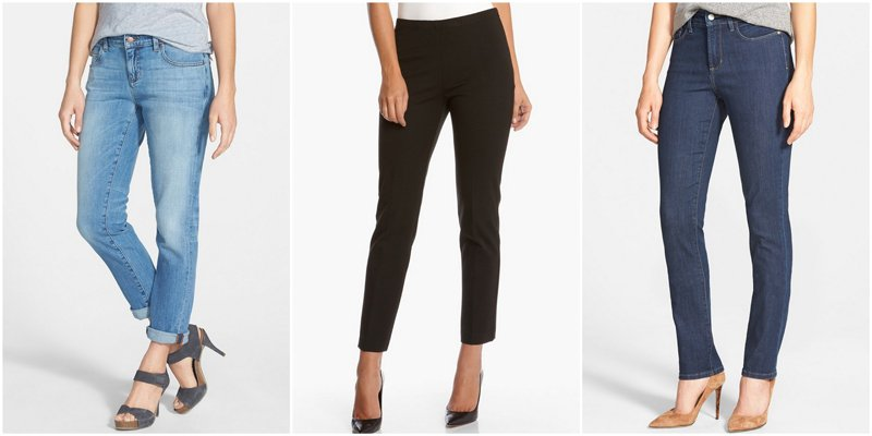 Capsule Wardrobe Basics: Pants