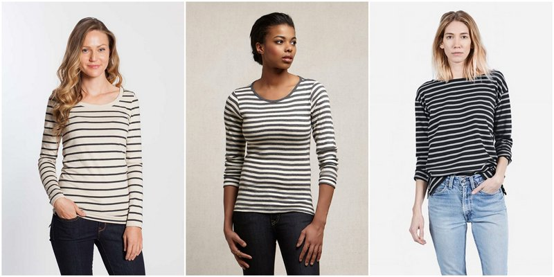 Capsule Wardrobe Basics: Stripes