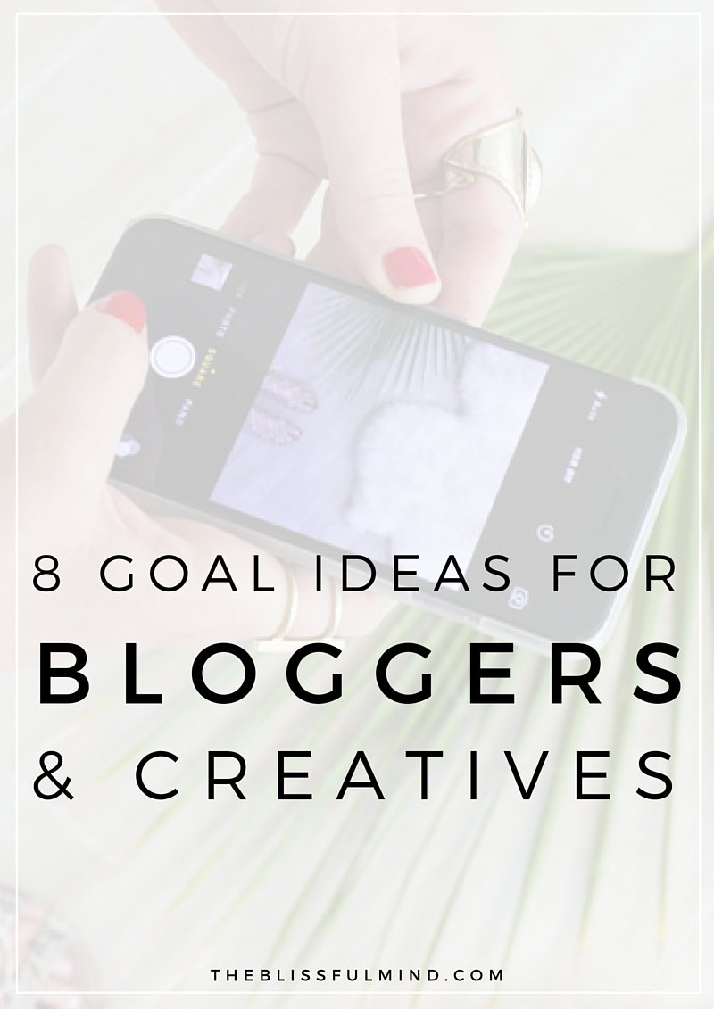 #BeBold2016 Blogging Linkup: Share your blogging goals for 2016!
