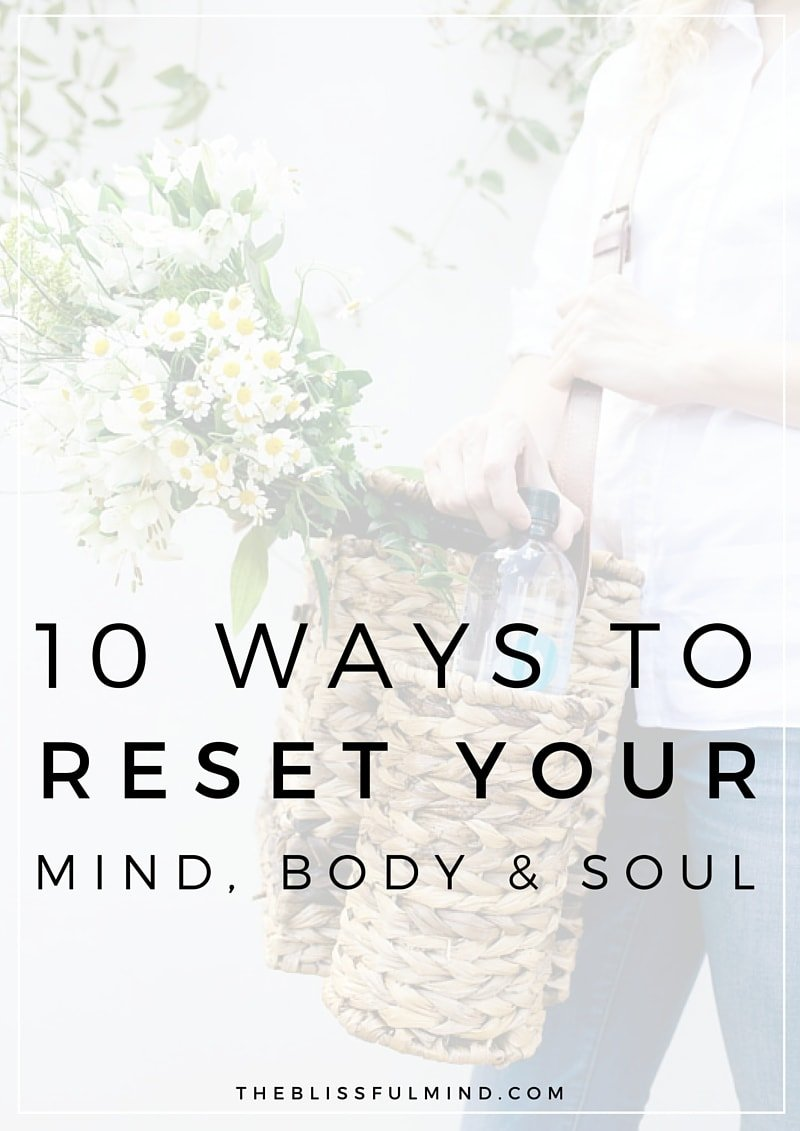 How to Clear Your Mind and Soul of Negativity