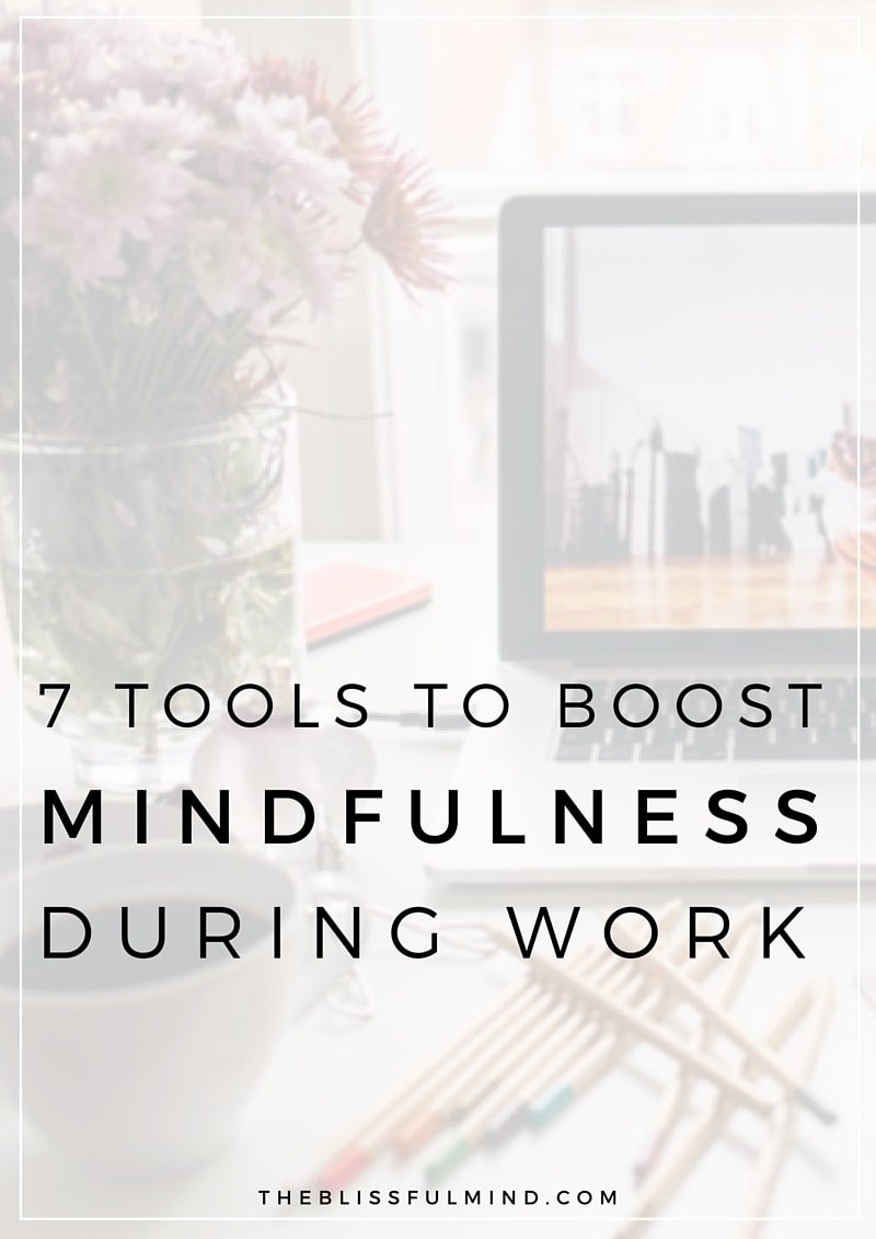 Want to turn your desk into a zen space? Check out thse products & apps that encourage mindfulness at work!