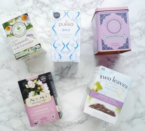 5 of the best teas for improving your mood and finding a moment of calm in your busy day!