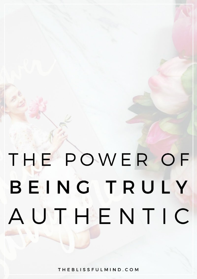 Are you being truly authentic in your daily life?