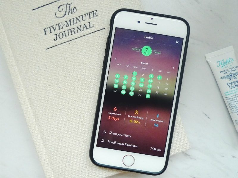 Mindfulness Spotlight: Calm Meditation App