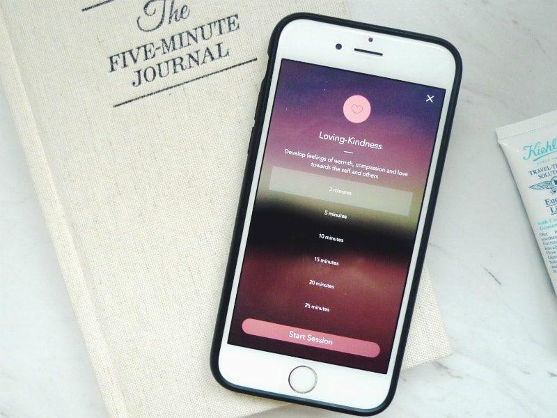 Mindfulness Spotlight: Calm Meditation App