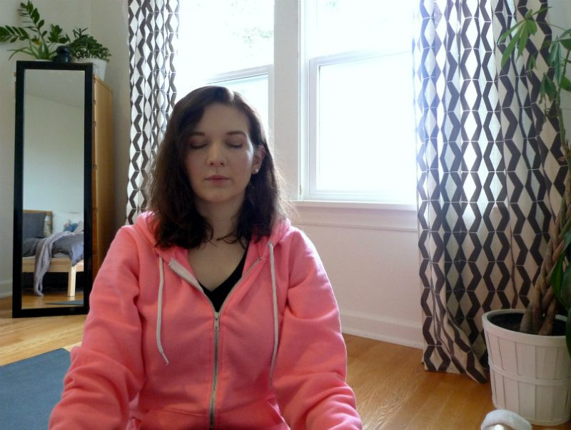 Why Calm is my favorite app for guided meditation. Keep reading to see my Calm app review!
