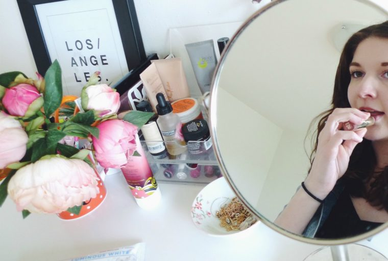 My simple and mindful morning routine   The Blissful Mind