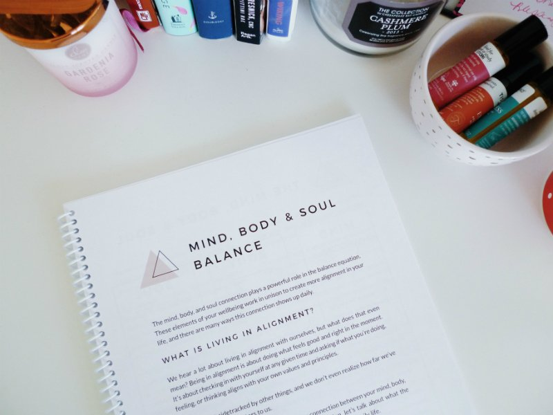 Tired of feeling overwhelmed and unfulfilled with the daily grind? You're need some more balance in your life! Here are five steps to help you create a more balanced life.
