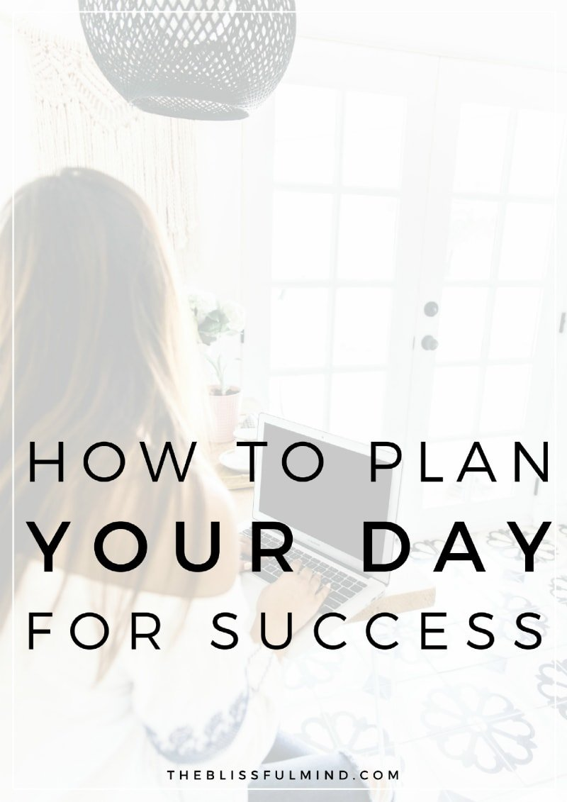 Do you feel like there aren't enough hours in the day? Check out the simple way I create my schedule to help with daily time management!