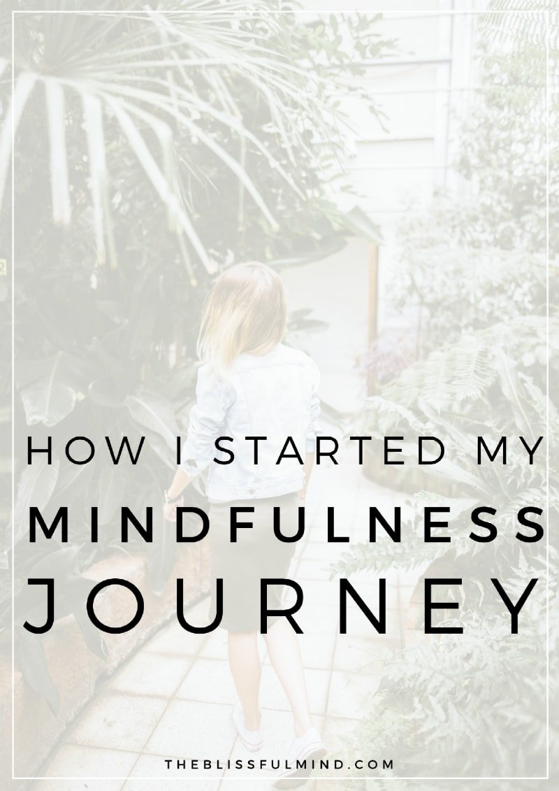 The reason I got started with mindfulness? Because I realized my mind wasn't in a good place. Here's how an unhealthy obsession with 'being healthy' led me to prioritize mental wellness and start my personal mindfulness journey.