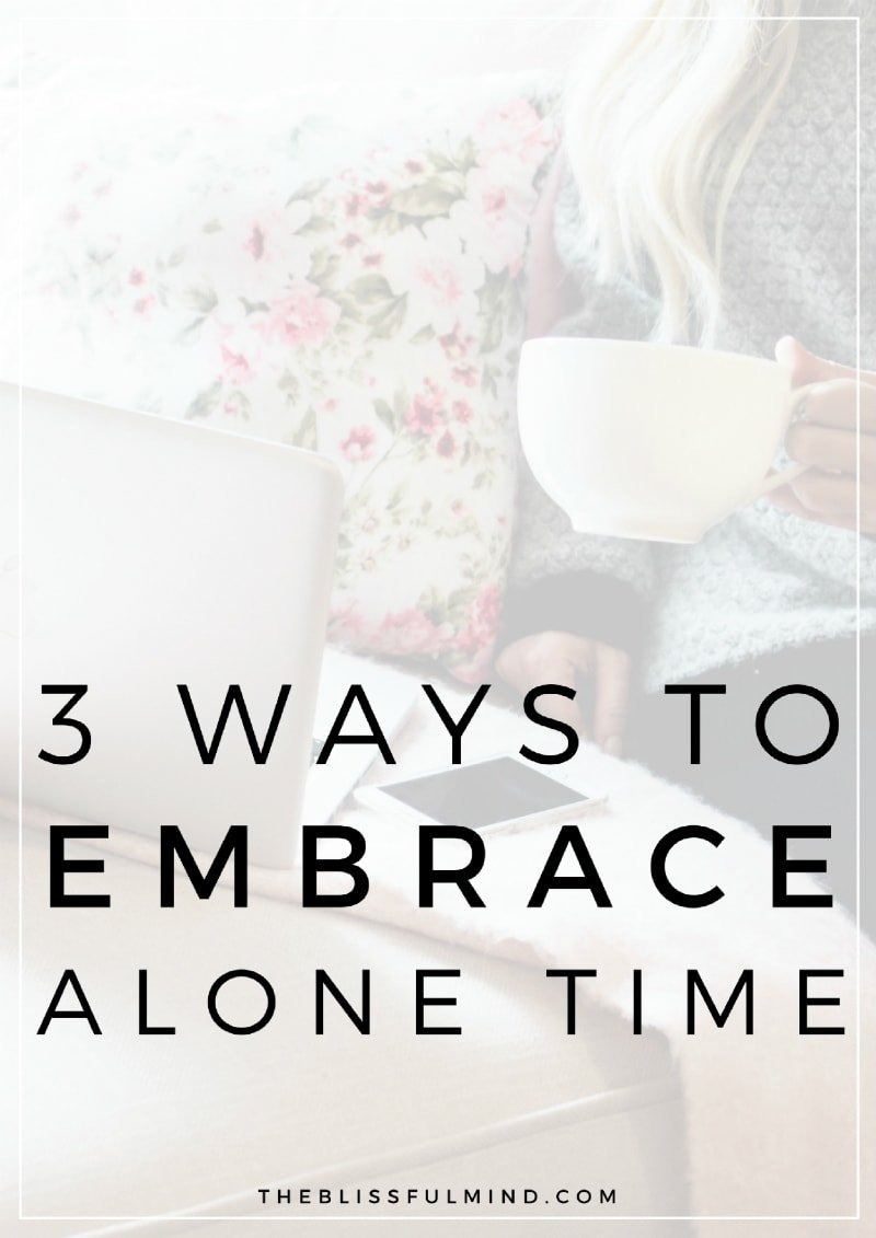 """When we finally get a moment to ourselves, even if it's just a few minutes, how can we make most of this precious time? Here's how to maximize your """"me time"""" and prioritize self-care with three simple tips."""