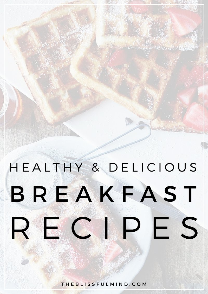 Pancakes, smoothies, tacos (!) - try these delicious & healthy breakfast recipes this week!
