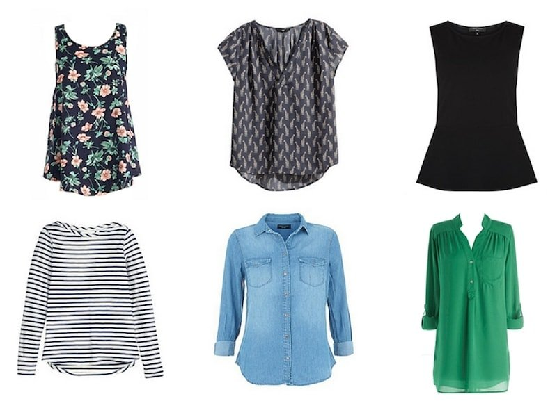 33 Piece Spring Amp Summer Capsule Wardrobe 2015 The Blissful Mind