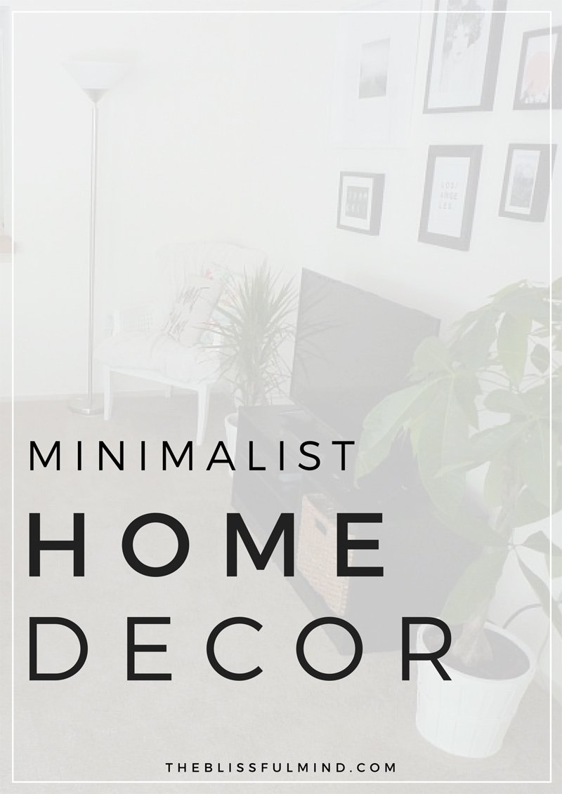 Take a tour of our minimalism, budget-friendly apartment!