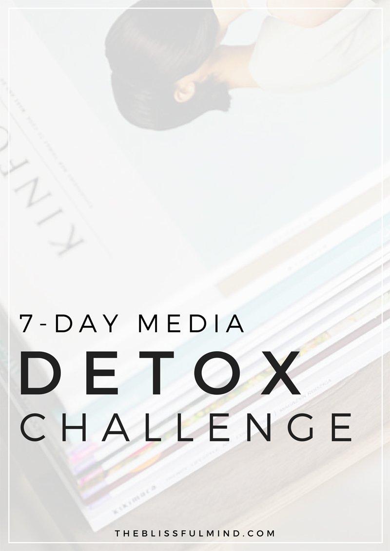 7-Day Media Detox Challenge