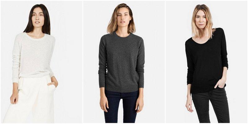 Capsule Wardrobe Basics: Sweaters