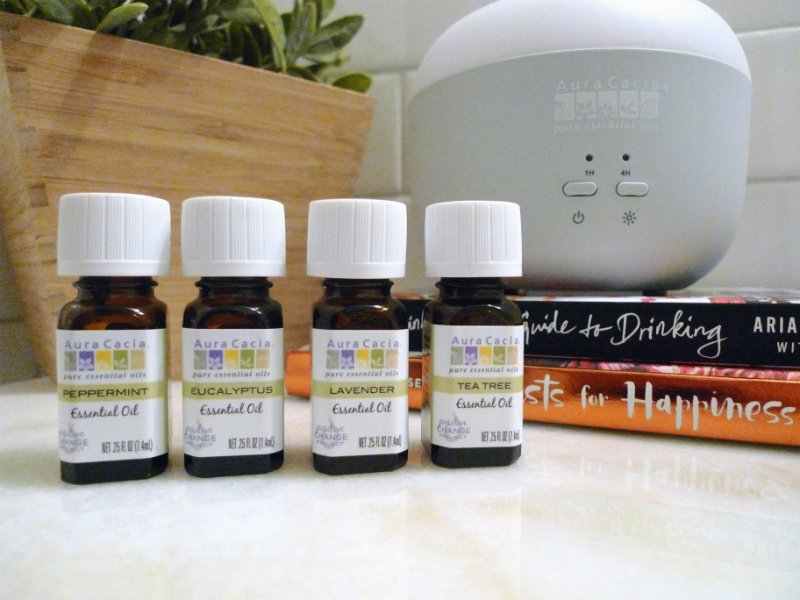 Whether you're new to essential oils or already use them, here are five essential oil recipes to help you relax and unwind!