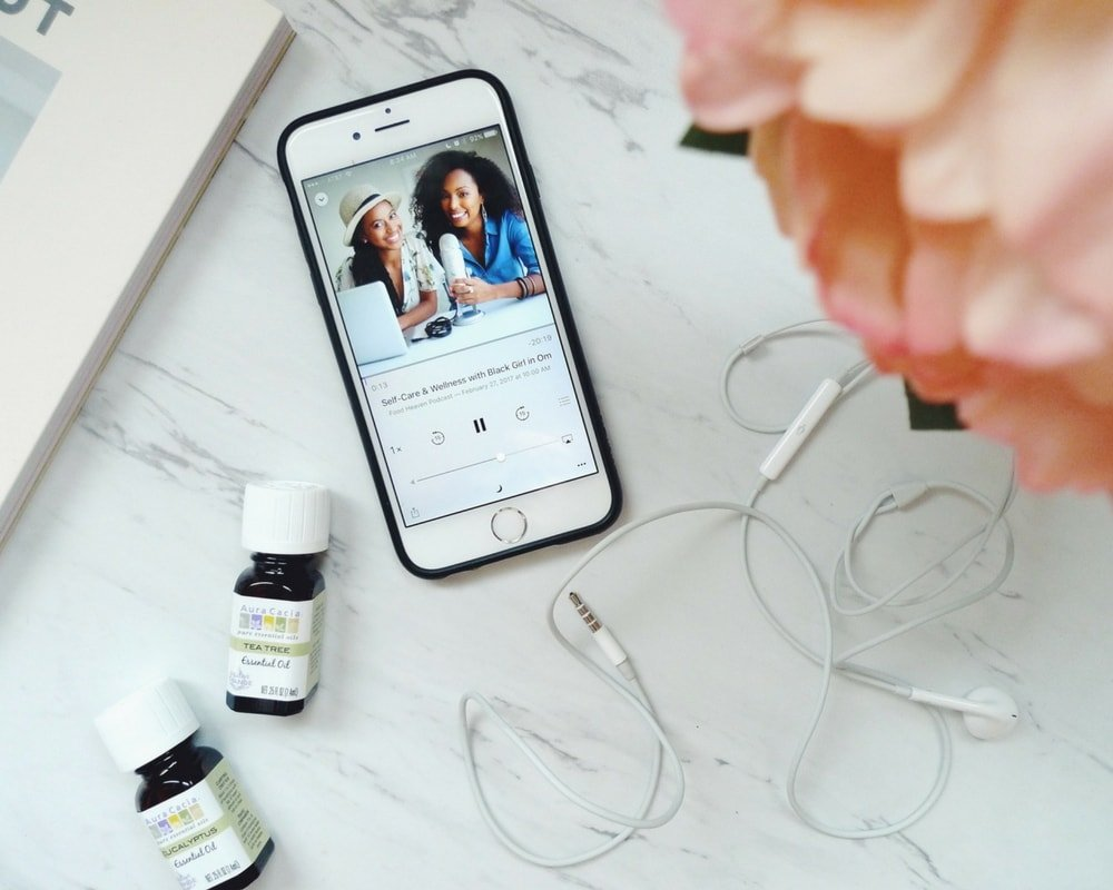 7 Podcasts To Inspire Your Wellness Journey The Blissful Mind