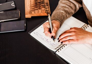 Feeling overwhelmed by your to-do list? Here are 3 ways to declutter your to-do list, reduce stress, and be more productive!