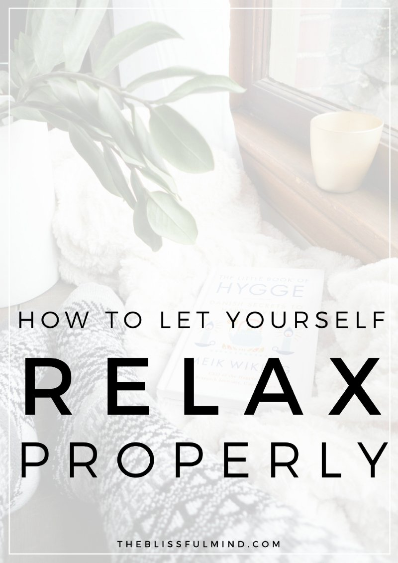 No matter how hard we try to unwind at the end of the day, something always seems to prevent us from fully relaxing. If you have trouble letting yourself relax properly, here are a few tips to make it easier to switch off!