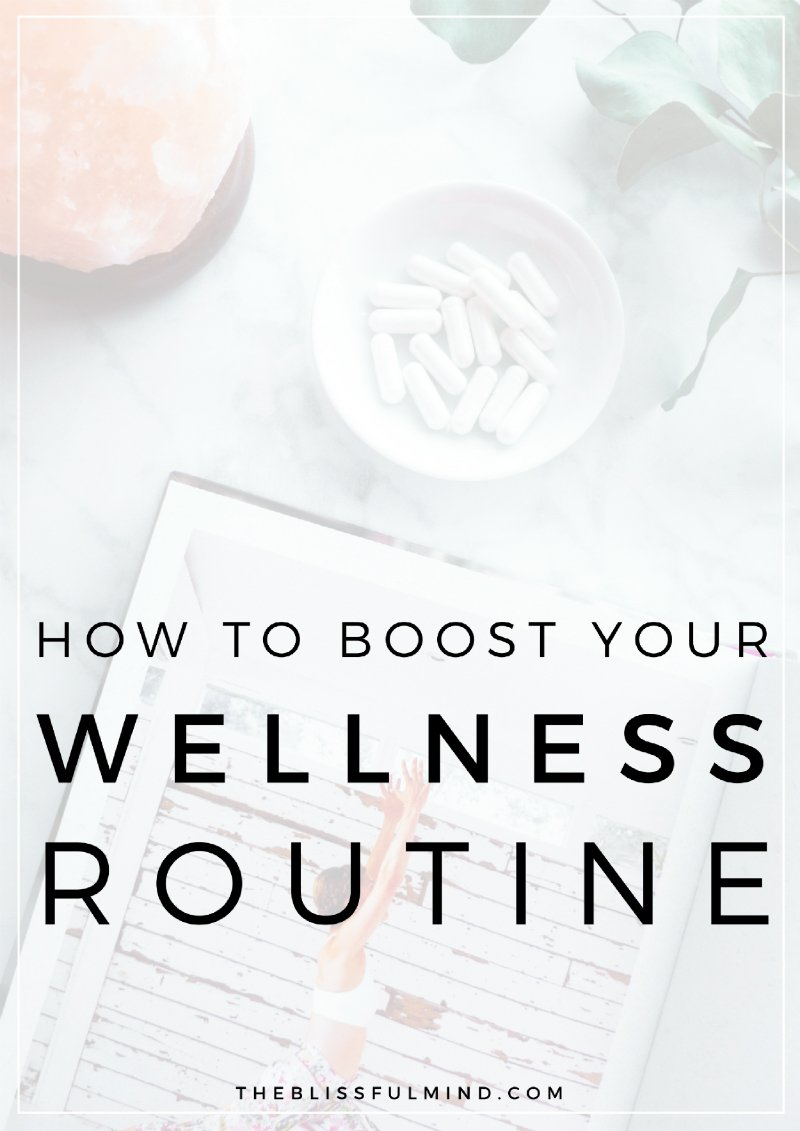 How to boost your wellness routine by adding supplements into your diet - the simple and approachable way! This is #MyWeekSupplemented