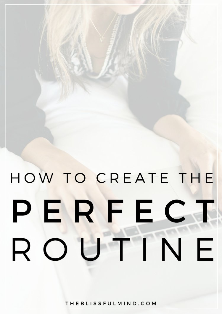 Want to start a daily routine but don't know how to make it happen? This post has a step-by-step guide to help you plan the ideal routine for your life! Get simple tips and routine ideas to create your own morning routine or evening routine.