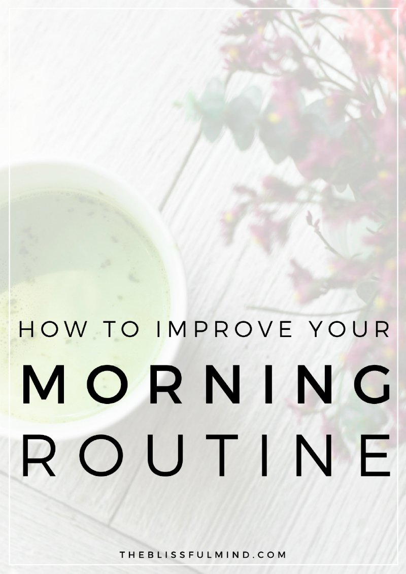 Do you need a morning routine makeover? If mornings feel like the most stressful part of the day, it might be time for a morning routine refresh. Here are 5 tips to help you create a better morning routine!