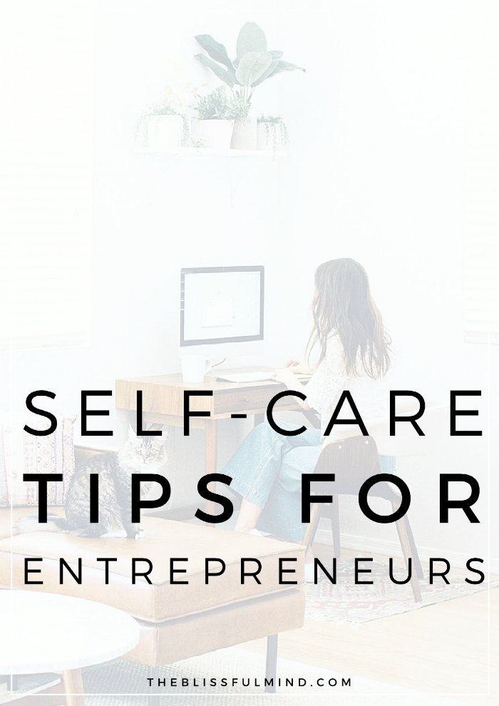 Self-care can be a struggle to fit in when you're busy hustling to create your dream life. No matter what, self-care fuels your work. Here are 5 self-care tips for entrepreneurs (side hustlers and bloggers included!) to help you make it a priority!