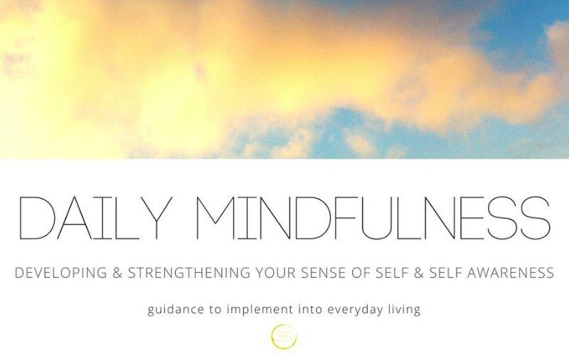 Skillshare Mindfulness Class