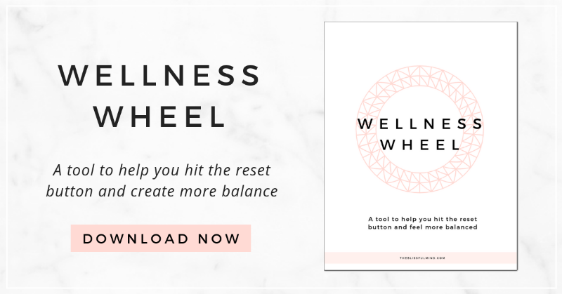 Need to hit the reset button on your life? Here's a simple method to help you feel more rejuvenated when life gets overwhelming or unexciting!