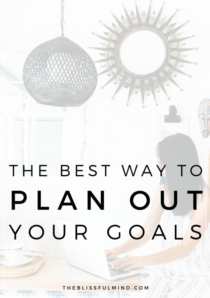 Do you love setting goals but never seem to follow through with them? This post will help you create your own step-by-step plan to achieve your goals by breaking them down into action steps.