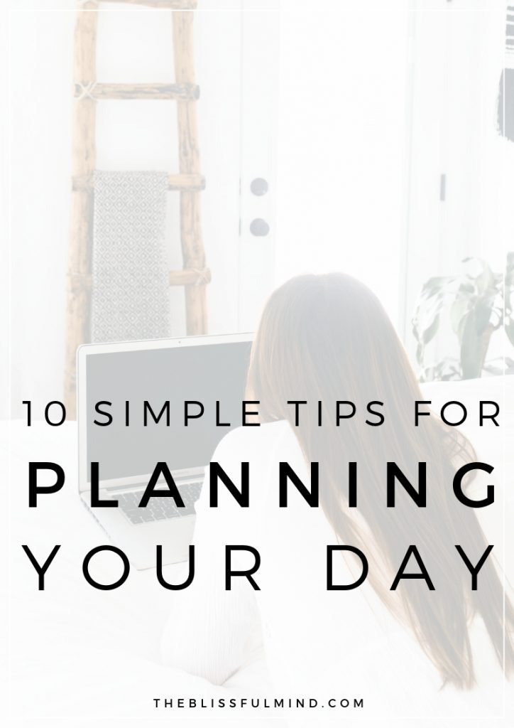 Want to maximize your productivity and reduce stress at the same time? Try planning your day in a way that sets you up for success. Here are 10 ideas to help you plan your daily schedule and get things done efficiently!