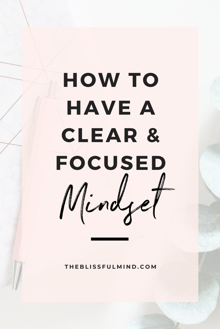 A clear mind leads to greater positivity, productivity, and contentment. Here's why mental clarity is so important and how you can achieve clarity daily.